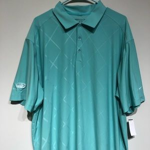 Nike Golf Dri Fit men's Polo XL